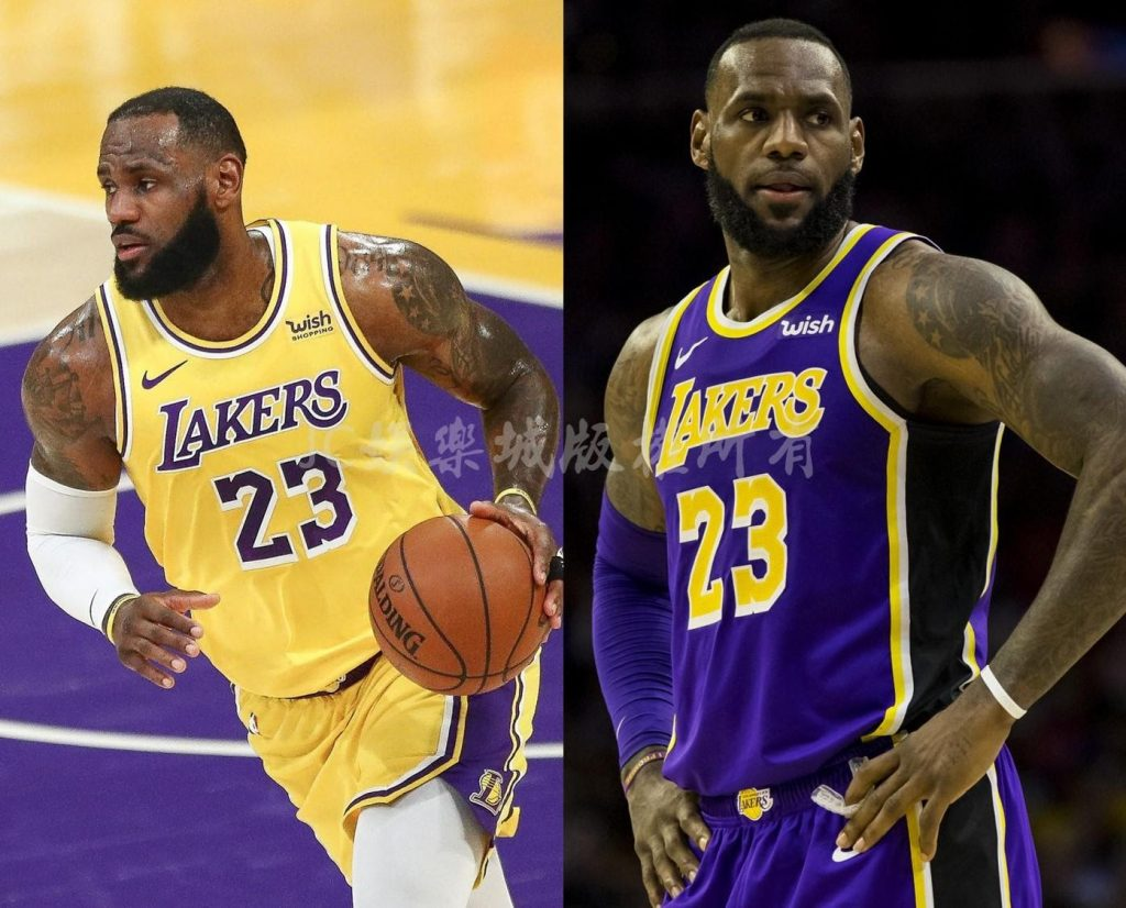 NBA球衣介紹